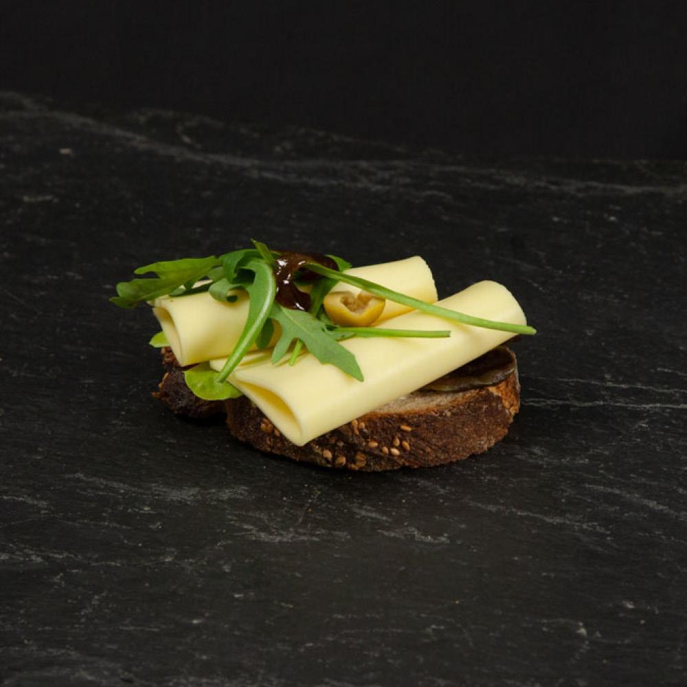Canapè Käse
