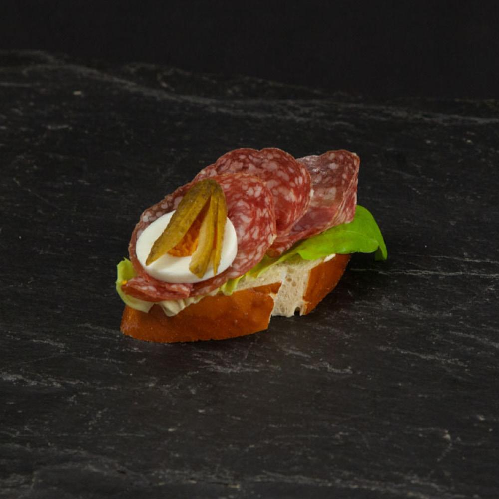 Canapè Salami