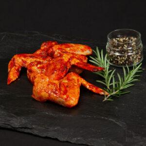 Hühnerflügel_mariniert