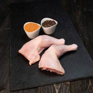 Huhn Keule, Hühnerkeule